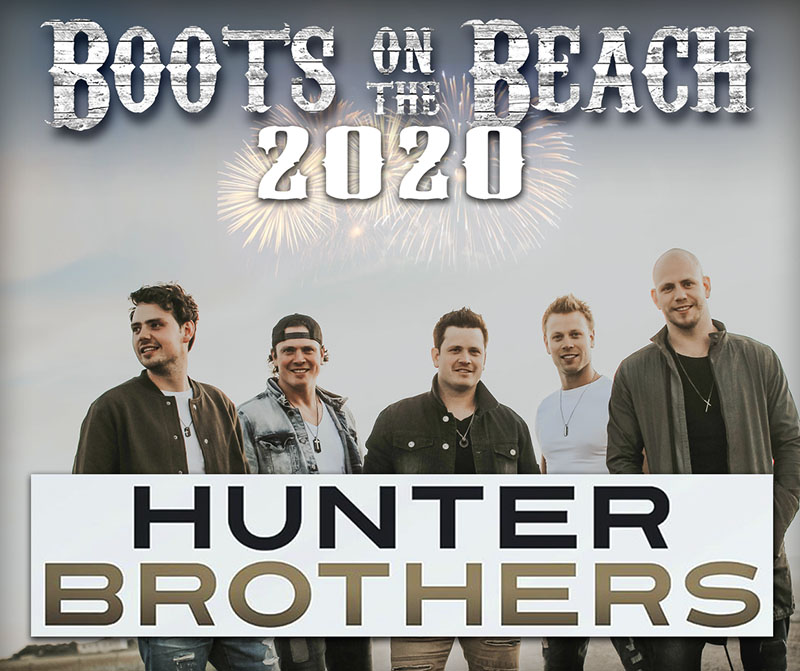 Boots on the Beach 2020